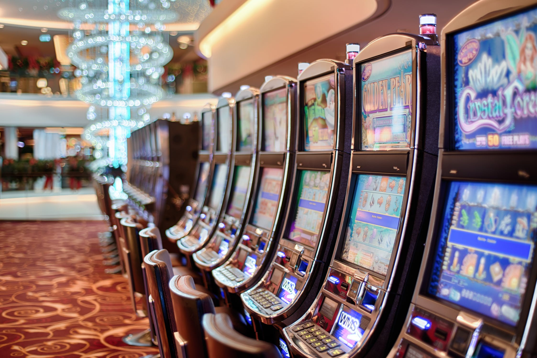 online casino software suppliers